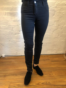 Reversible Jeans In Black Combo
