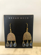 Load image into Gallery viewer, Susan Rose Earrings