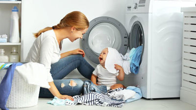 Advice For Washing Your Baby's Clothes & Toys