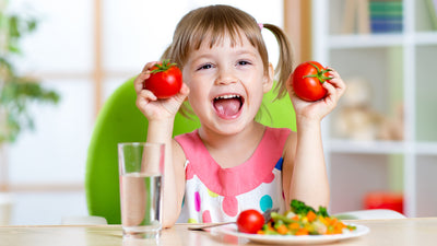 Is Your Toddler Getting All The Nutrients They Need?