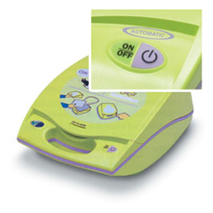 ZOLL Fully Automatic AED Plus®