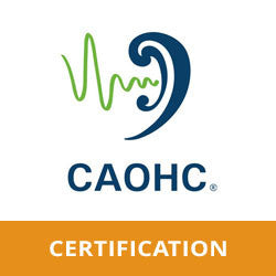 CAOHC Certification | June 5-7, 2019 | Raleigh, NC