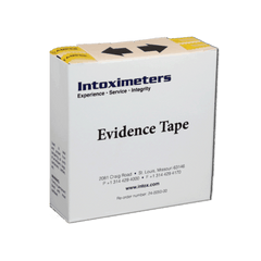 Intoximeters Evidence Tape