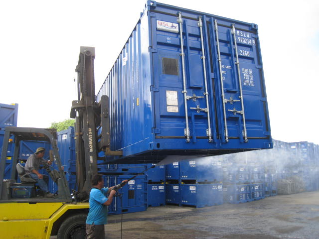 6 Main Reasons Why Use One Way Containers?