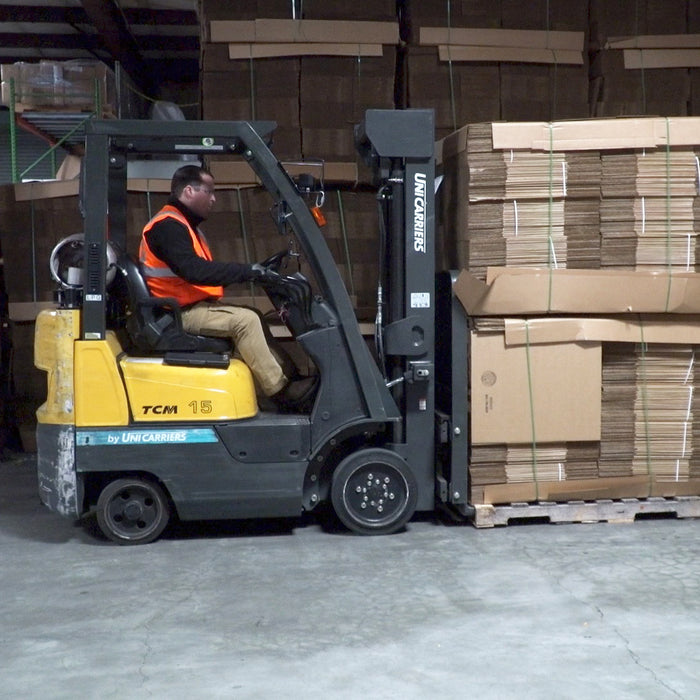 Forklift Operator Certification Series: Lesson Three