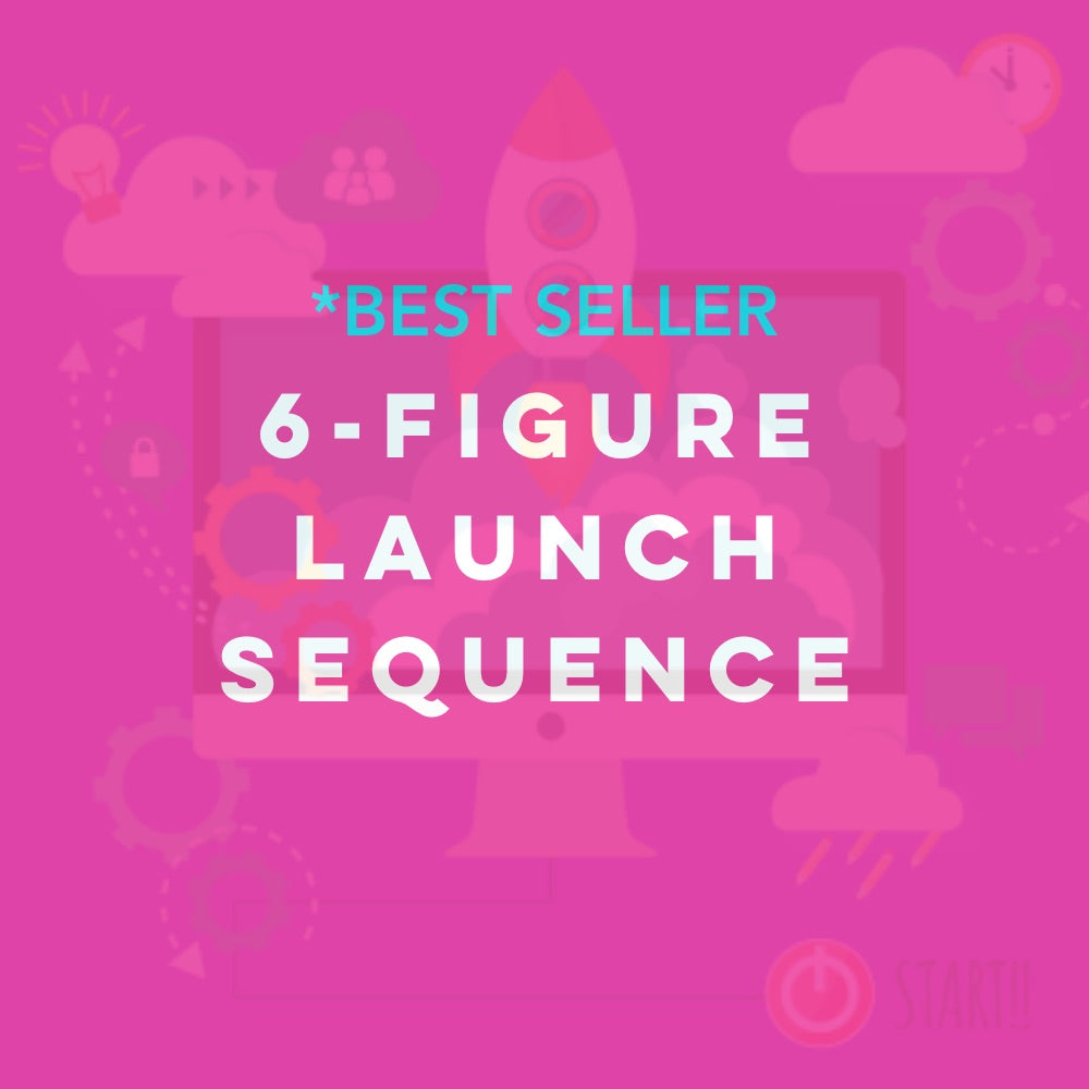 6 Figure Launch Sequence