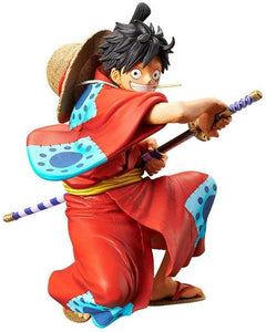 Banpresto Bandai One Piece - King of Artist Luffy Wanokuni