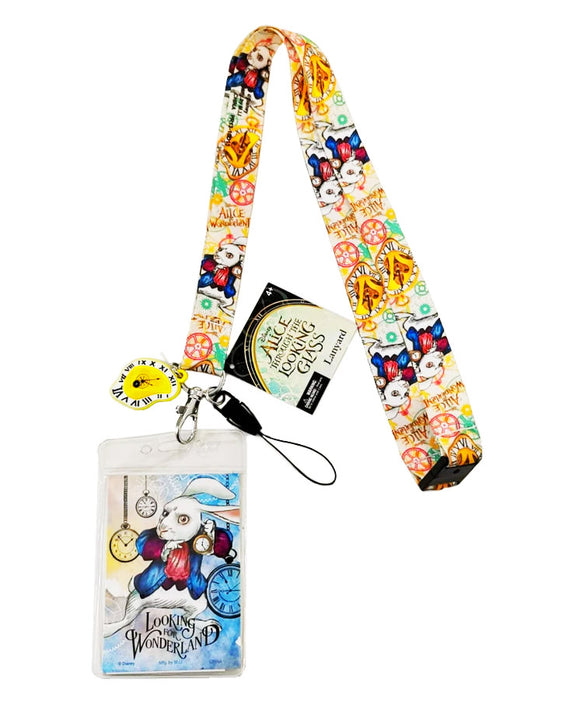 Lanyard Disney - Alice in Wonderland