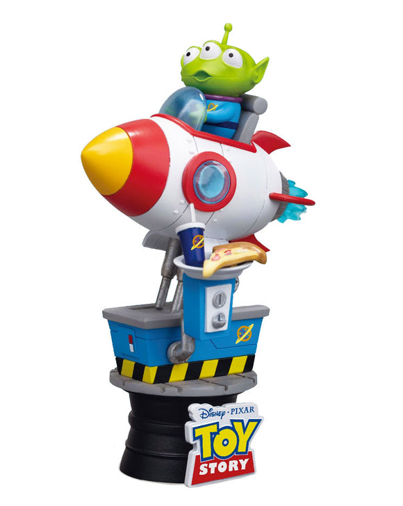 Beast Kingdom Toy Story: Alien Coin Ride - Estatua de Lujo