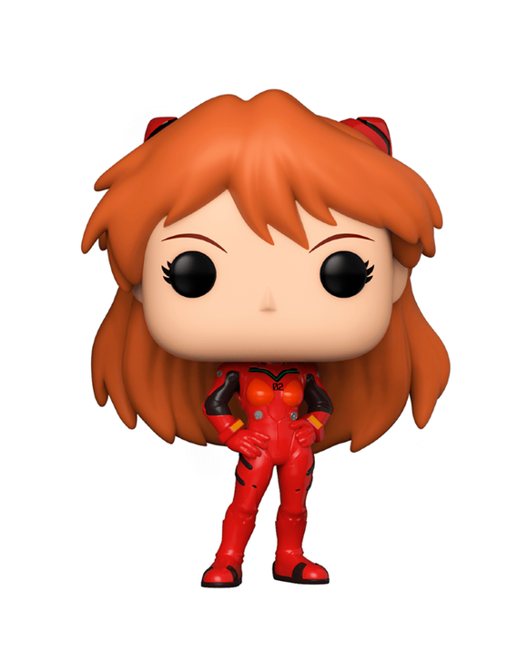 Funko Pop! Animation - Evangelion - Asuka #635