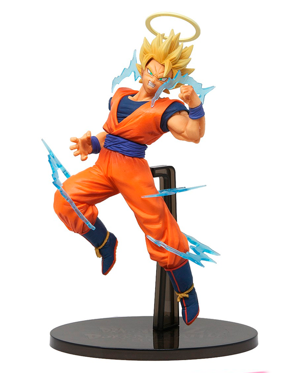 Banpresto Bandai Dragon Ball Z - Super Saiyan 2 Son Goku