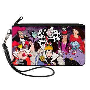 Billetera Disney Villains