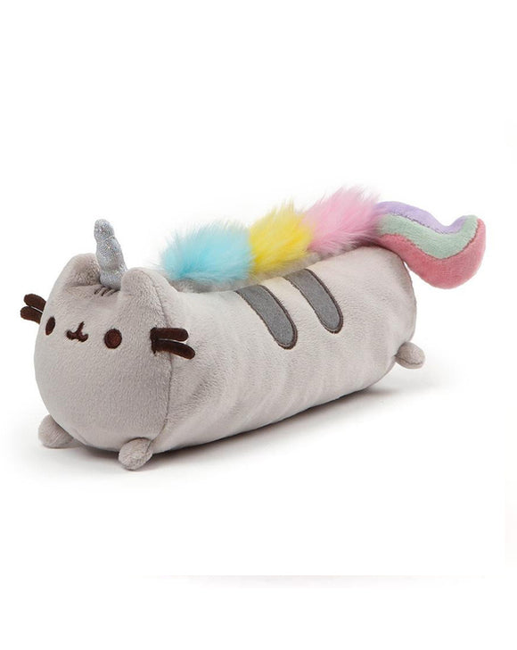 Cartuchera Pusheen unicornio peluche