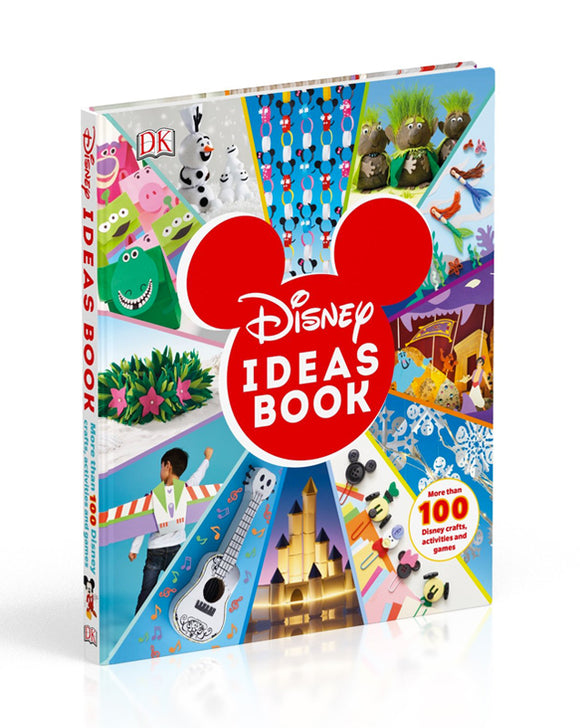 Libro Disney - Ideas Book (100+ manualidades)