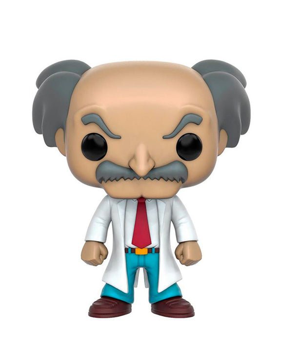 Funko Pop! Games Megaman  - Dr. Wily #105
