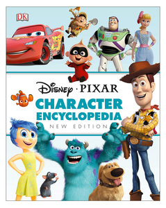 Libro Disney Pixar Character Encyclopedia