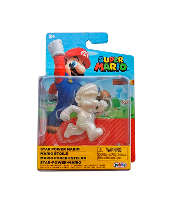 Figura Star power Mario Bros