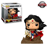 Funko Pop! DC - Wonder Woman Deluxe by Jim Lee #282 Special edition