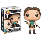 Funko Pop! Games - Tomb Rider - Lara Croft #168