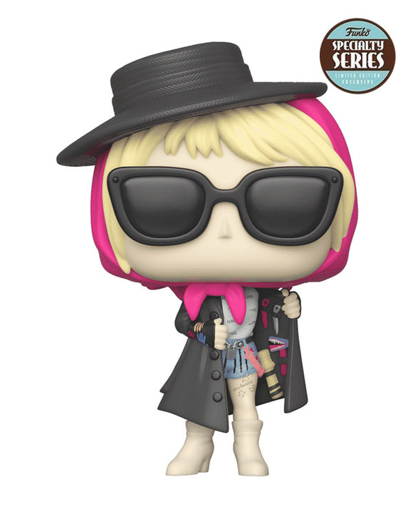 Funko Pop! DC - Harley Quinn Incognito #311- Speciality Series