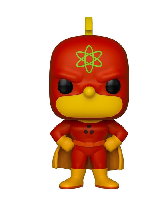 Funko Pop! The Simpsons - Homero Radioactive Man #496