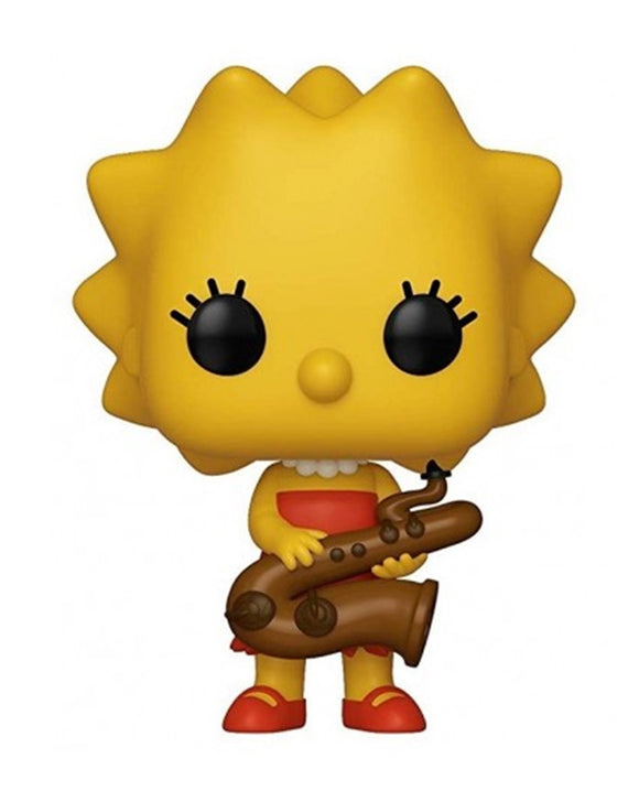 Funko Pop! The Simpsons - Lisa Simpson #497
