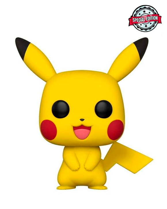 Funko Pop! Games - Pikachu #353 Special Edition