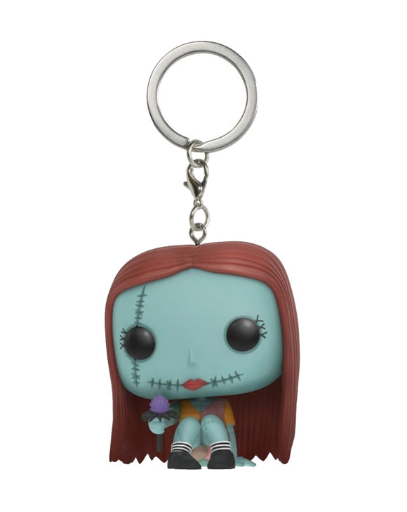 Pocket Pop! Keychain - Disney Sally Seated