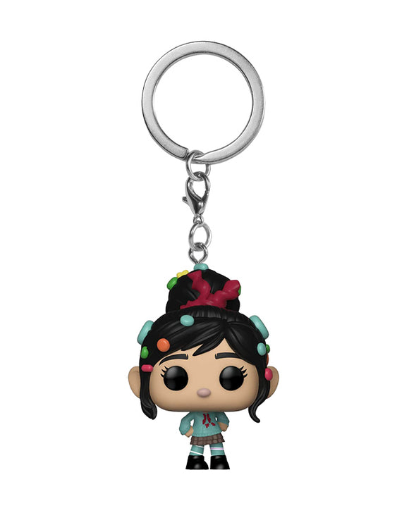 Pocket Pop! Keychain - Disney Vanellope
