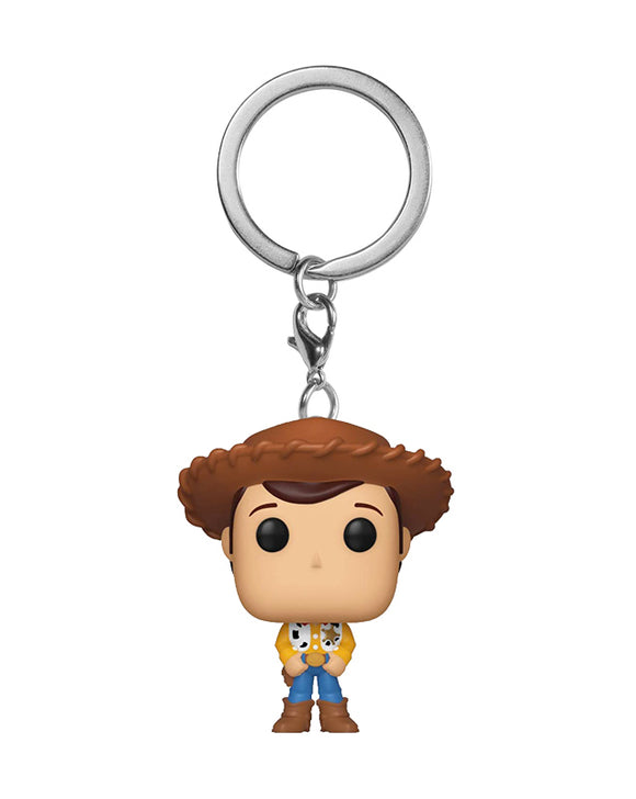 Pocket Pop! Keychain - Disney Pixar - Toy Story 4 - Woody