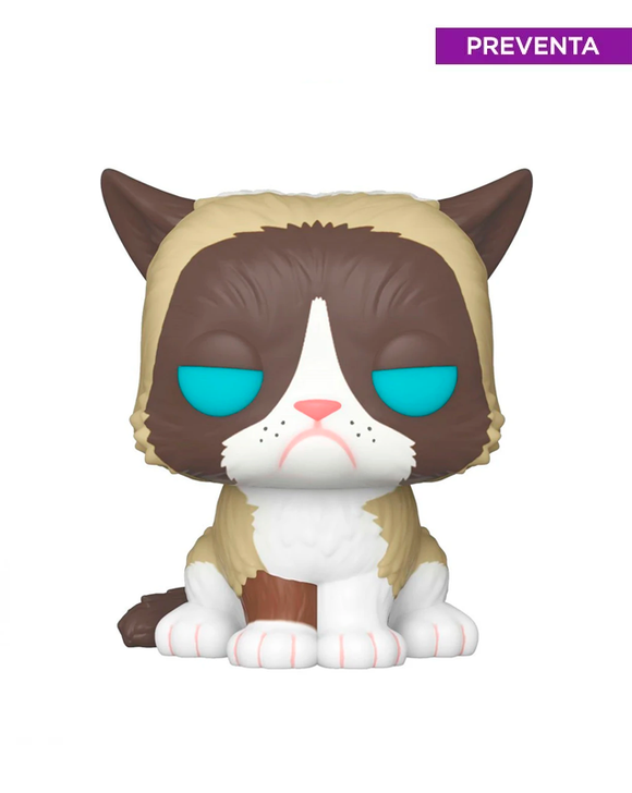 PREVENTA - Funko Pop! Icons - Grumpy Cat
