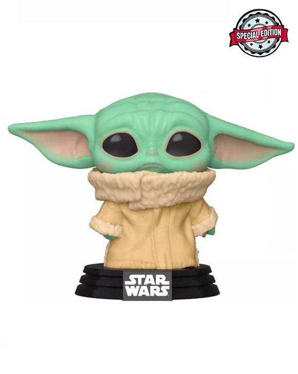 Funko Pop! Star Wars - The Child Concerned #384 Special Edition