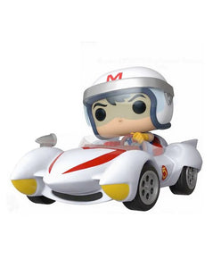 Funko Pop! Animation- Speed Racer with Mach 5 #75