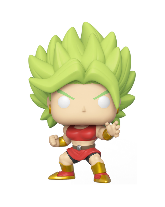 Funko Pop! Anime - Dragon Ball Super Saiyan Kale #815 Special Edition glow in the dark