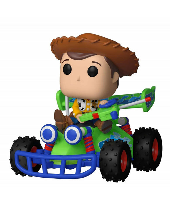 Funko Pop! Ride Disney Pixar Toy Story 4 - Woody with RC #56