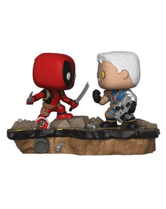 Funko Pop! Marvel - Deadpool Cable #318 Movie Moments