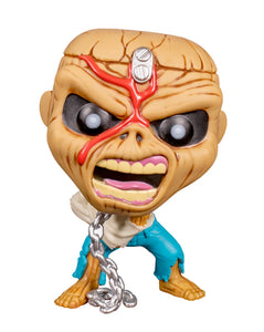 Funko Pop! Music - Iron Maiden Piece of Mind Eddie #146
