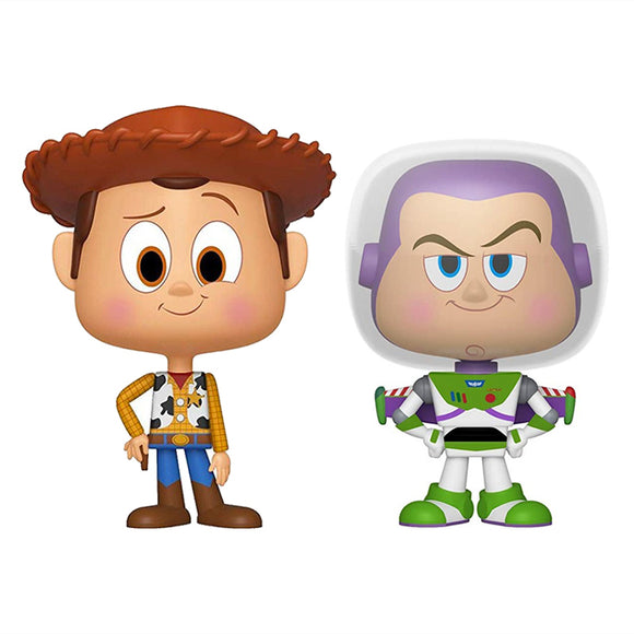 Funko Vynl - Disney / Pixar - Toy Story 4 - Woody y Buzz Lightyear