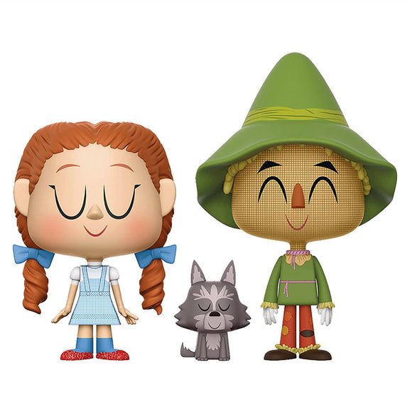 Funko Vynl - Wizard of Oz - Pack doble