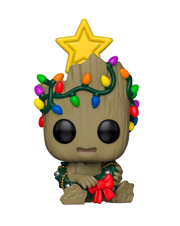 Funko Pop! Marvel - Groot Holiday #530
