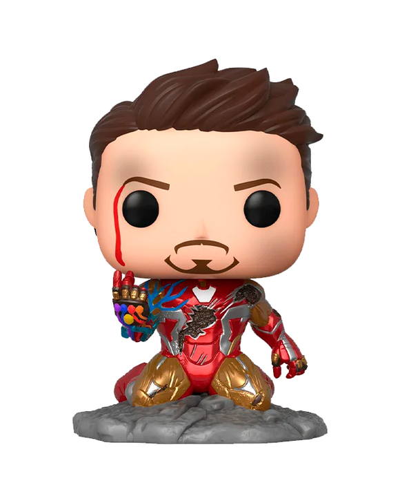 Funko Pop! Marvel Avengers Endgame - Iron Man #580 Special Edition Glow In the Dark