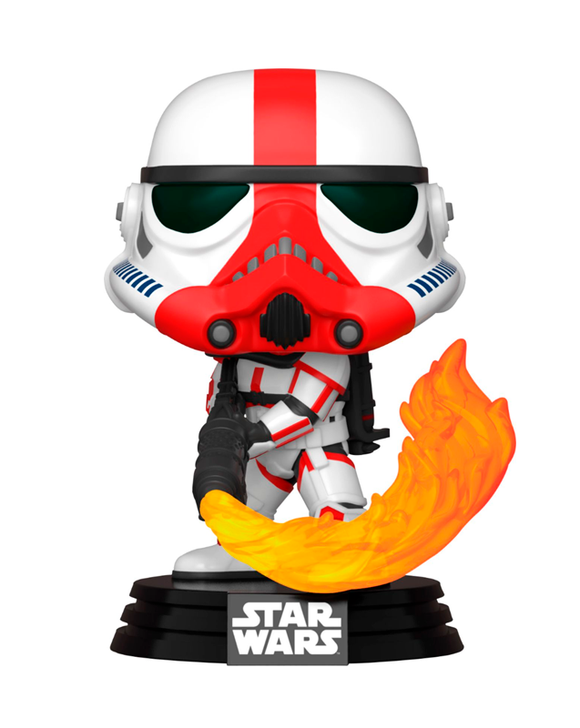 Funko Pop! Star Wars - Incinerator Stormtrooper #350