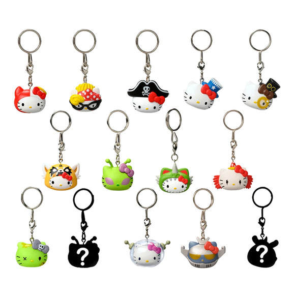 Kidrobot Sanrio: Hello Kitty Time to Shine Keychains