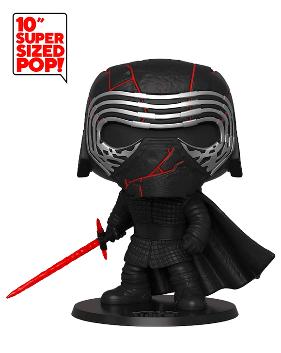 Funko Pop! Star Wars - Kylo Ren Supreme Leader #344 10