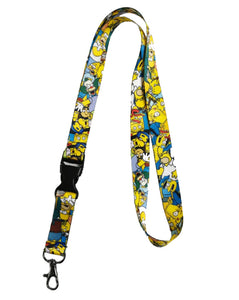 Lanyard The Simpsons