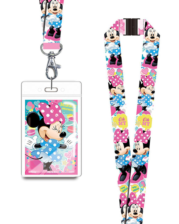 Lanyard Disney - Minnie