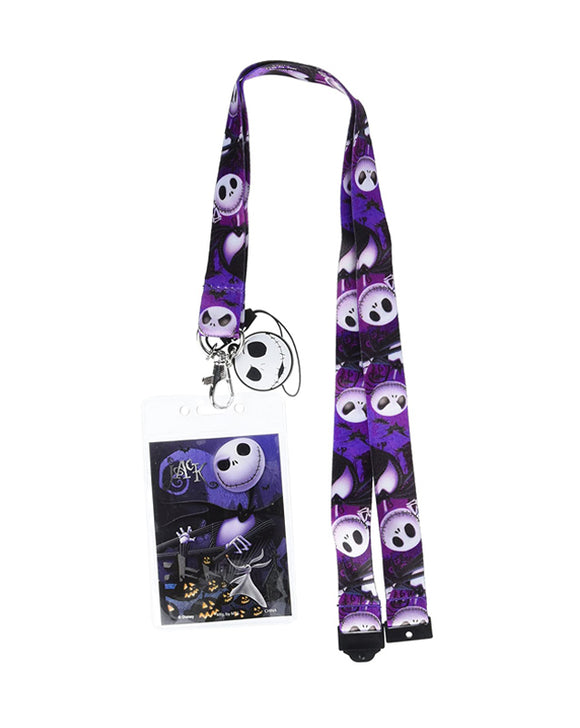 Lanyard Disney - Nightmare Before Christmas - Jack Skellington 2
