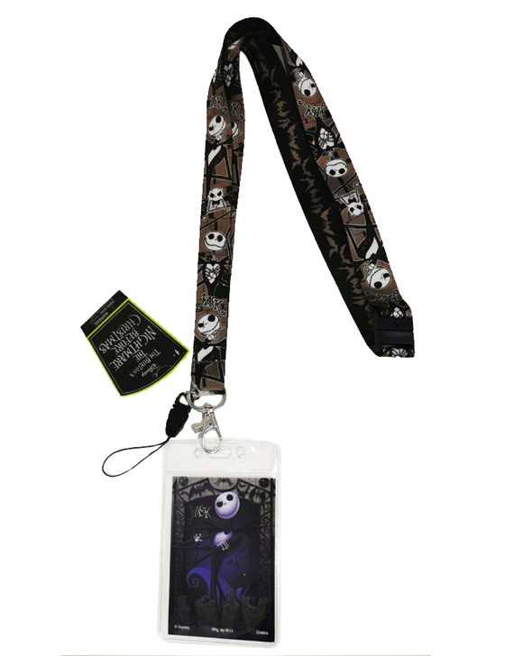 Lanyard Disney - Nightmare Before Christmas - Jack Skellington 4