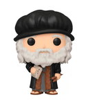 Funko Pop! Artists - Leonardo Da Vinci #04