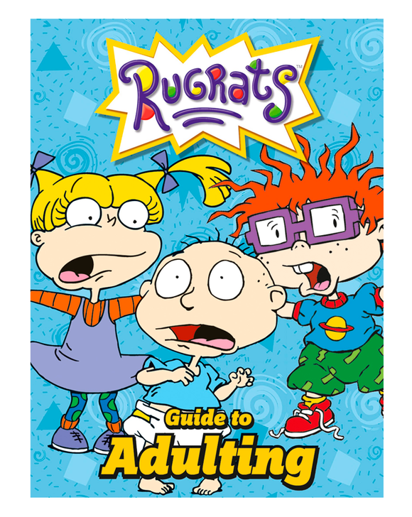 Libro Rugrats - Guide to Adulting